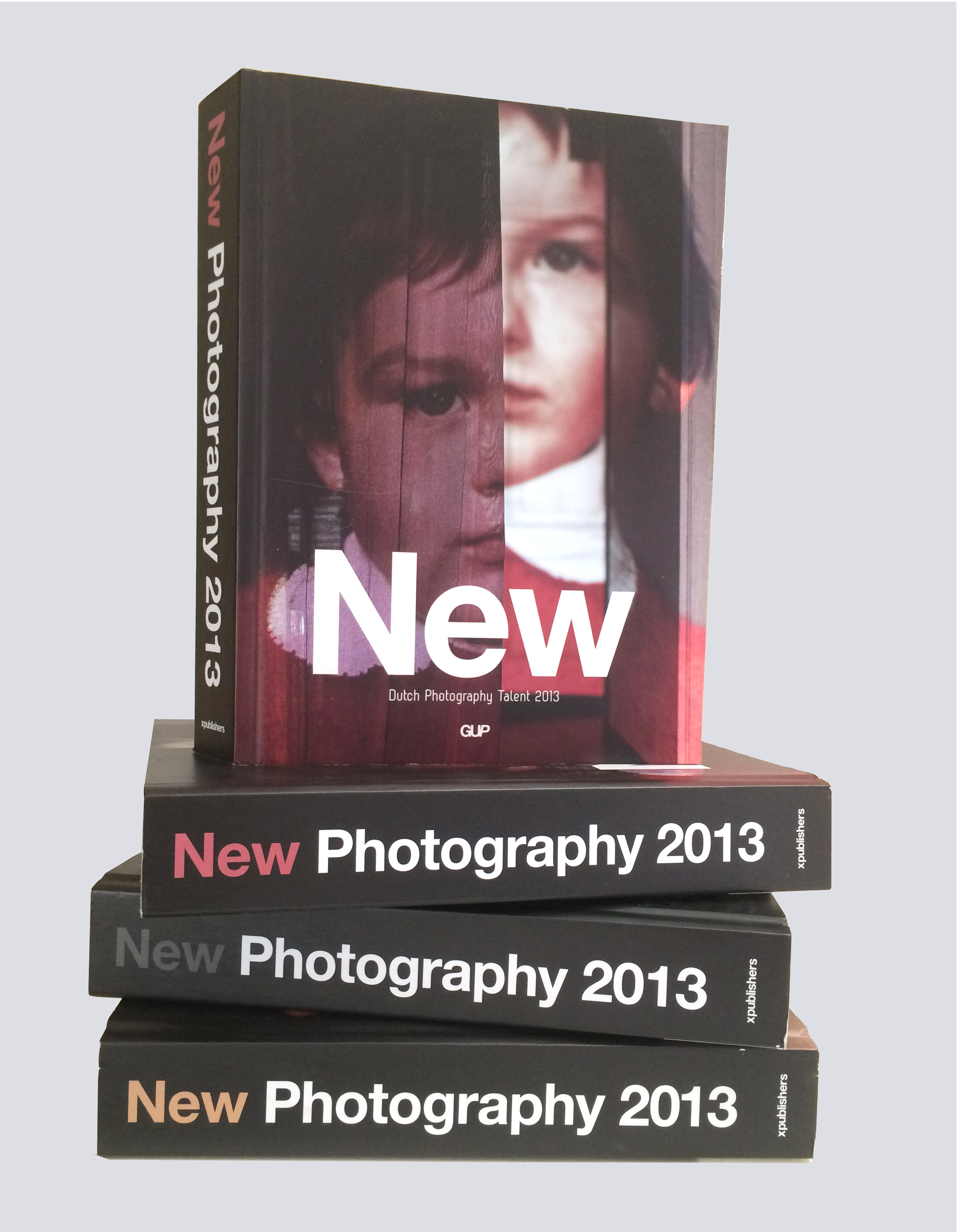 GUP New Photography Talent 2013 - BOOKS